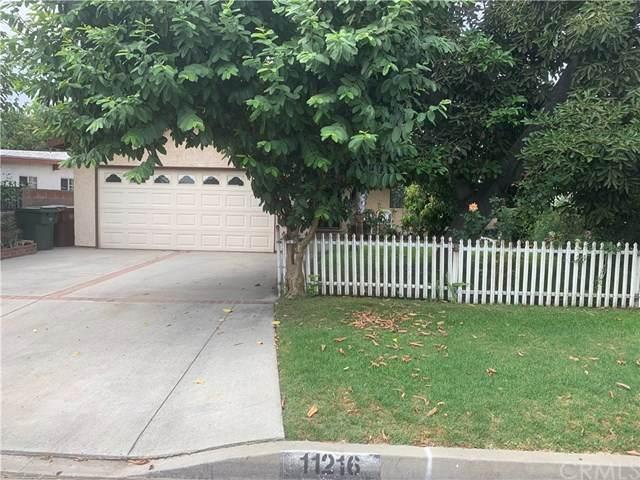 11216 Redberry Street, El Monte, CA 91733 (#DW20157778) :: Compass