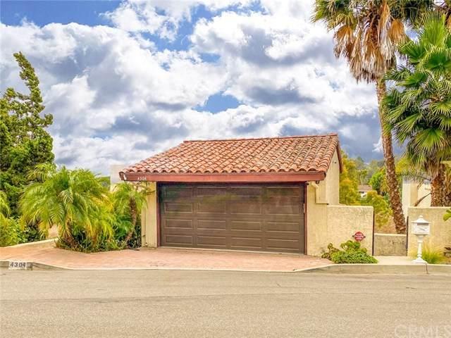 4304 Via Pavion, Palos Verdes Estates, CA 90274 (#OC20157816) :: Millman Team