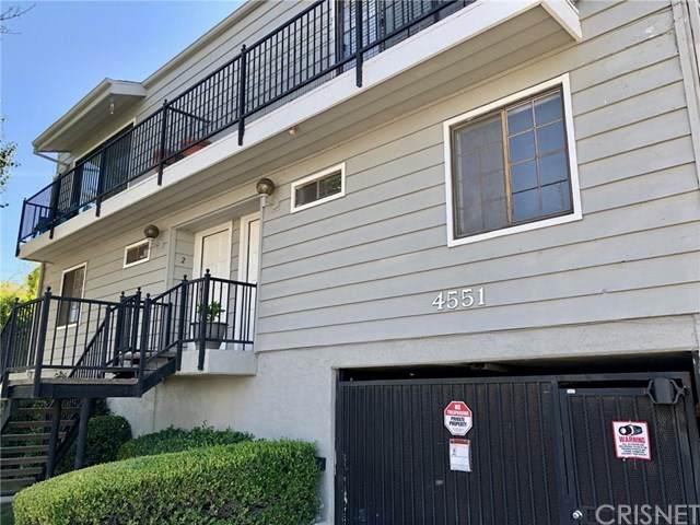 4551 Kester Avenue #3, Sherman Oaks, CA 91403 (#SR20154621) :: Sperry Residential Group