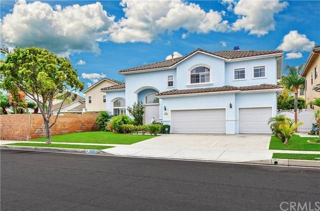 1020 Stonebryn Drive, Harbor City, CA 90710 (#PV20153166) :: Sperry Residential Group