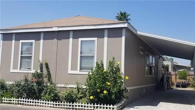 1155 S Riverside Avenue #142, Rialto, CA 92376 (#EV20157995) :: Compass