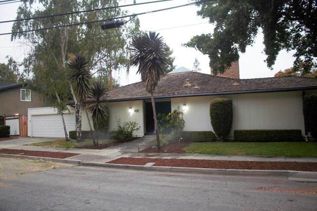 901 Pine Avenue, San Jose, CA 95125 (#ML81804657) :: Crudo & Associates