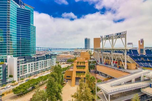 253 10Th Ave #1204, San Diego, CA 92101 (#200037512) :: Go Gabby