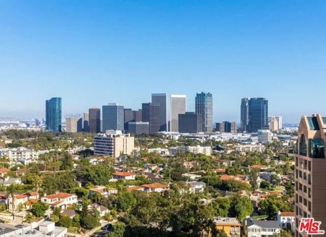 10501 Wilshire Boulevard #1604, Los Angeles (City), CA 90024 (#20609496) :: Camargo & Wilson Realty Team