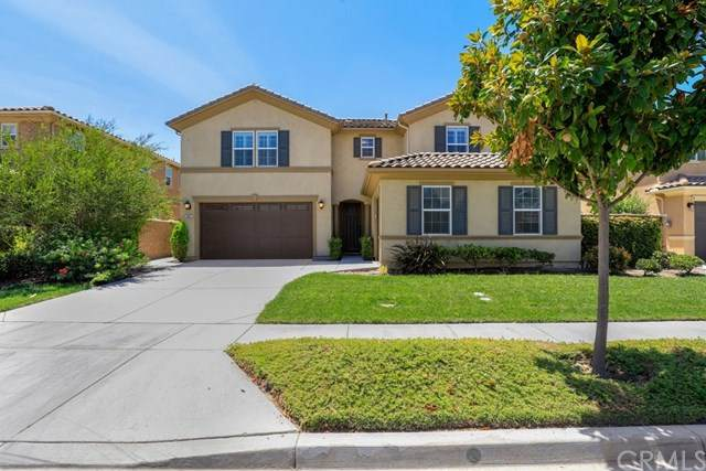14641 Olite Drive, Eastvale, CA 92880 (#IV20156324) :: Compass