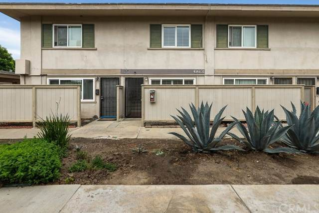 663 W 6th Street B, Tustin, CA 92780 (#OC20157542) :: The Laffins Real Estate Team