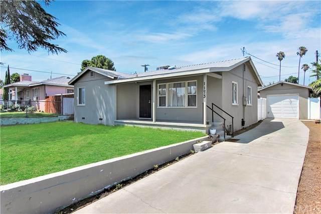 1173 W Williams Street, Banning, CA 92220 (#IV20153406) :: Allison James Estates and Homes