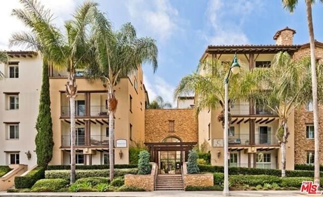 13031 Villosa Place #124, Playa Vista, CA 90094 (#20614612) :: Team Tami