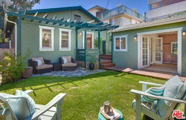 823 Superba Avenue, Venice, CA 90291 (#20613766) :: Powerhouse Real Estate