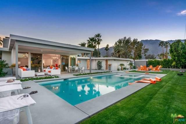 1400 E Buena Vista Drive, Palm Springs, CA 92262 (#20614084) :: Sperry Residential Group