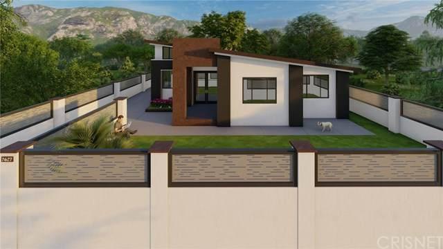 7627 Beckett Street, Tujunga, CA 91042 (#SR20158311) :: Allison James Estates and Homes