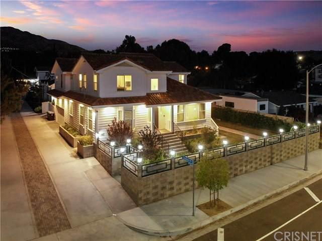 11104 Oro Vista Avenue, Sunland, CA 91040 (#SR20158308) :: Allison James Estates and Homes