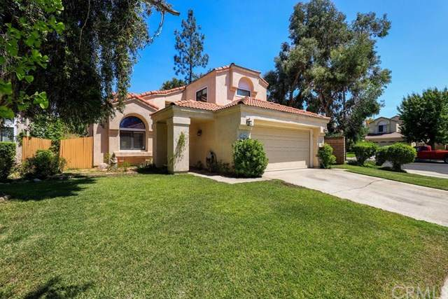 1242 Via Florence, Redlands, CA 92374 (#EV20157785) :: American Real Estate List & Sell