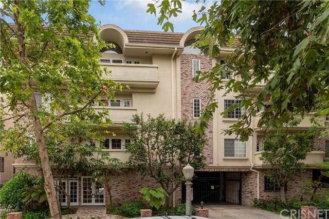 14538 Benefit Street #304, Sherman Oaks, CA 91403 (#SR20158327) :: Sperry Residential Group