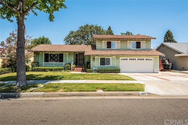 823 E Buckeyewood Avenue, Orange, CA 92865 (#PW20157808) :: The Najar Group