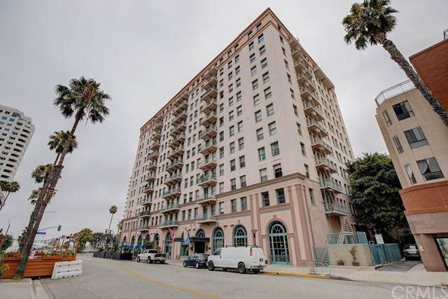 455 E Ocean Boulevard #516, Long Beach, CA 90802 (#PW20157436) :: Sperry Residential Group