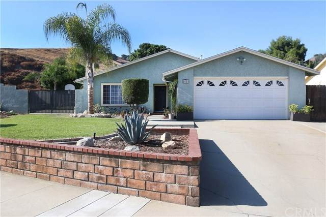 1610 Goldfield Place, Pomona, CA 91766 (#CV20152196) :: Sperry Residential Group