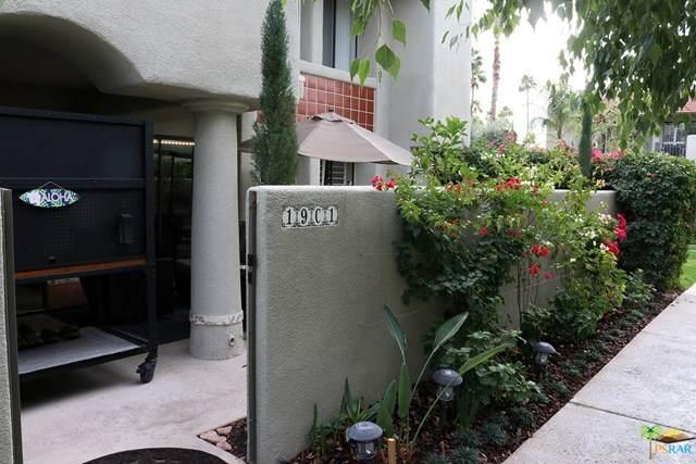 1150 E Amado Road 19C1, Palm Springs, CA 92262 (#20614802) :: Zutila, Inc.