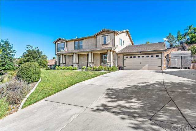 36016 Cherrywood Drive, Yucaipa, CA 92399 (#SW20158068) :: Realty ONE Group Empire