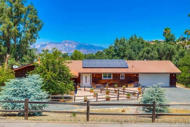 1828 Via Corina, Alpine, CA 91901 (#200037607) :: The Najar Group