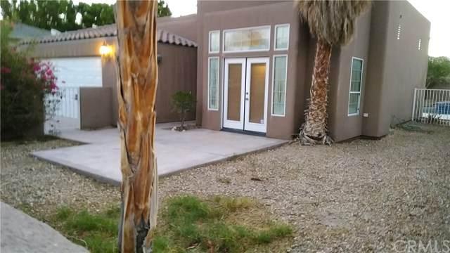13160 La Salle Road, Desert Hot Springs, CA 92240 (#OC20144724) :: Sperry Residential Group