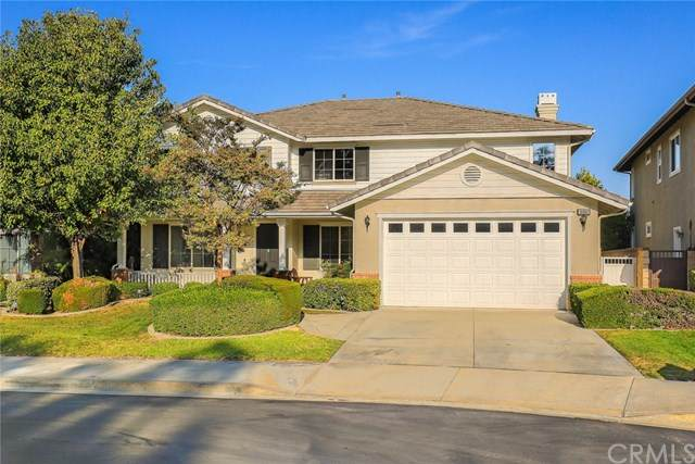 16891 Morning Glory Court, Chino Hills, CA 91709 (#TR20158619) :: Sperry Residential Group