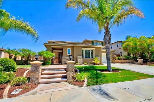 45186 Hanzell Court, Temecula, CA 92592 (#IV20158270) :: EXIT Alliance Realty