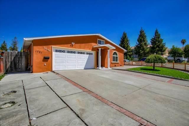 1699 Jupiter Drive, Milpitas, CA 95035 (#ML81803193) :: Blake Cory Home Selling Team