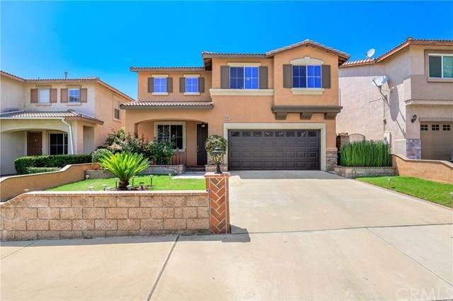 5742 Bay Hill Lane, Fontana, CA 92336 (#IV20157228) :: Blake Cory Home Selling Team