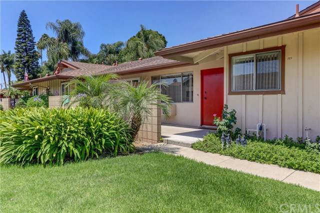 1800 E Commonwealth Avenue #103, Fullerton, CA 92831 (#PW20157305) :: Sperry Residential Group