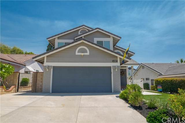 6143 Dakota Avenue, Rancho Cucamonga, CA 91737 (#CV20158201) :: Team Tami