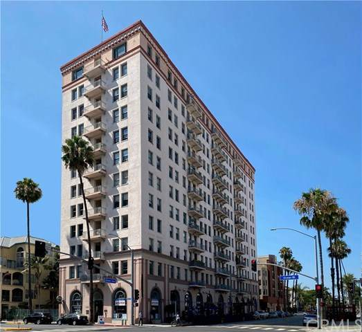 455 E Ocean Boulevard #504, Long Beach, CA 90802 (#PW20155590) :: Sperry Residential Group