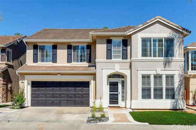 38 Northern Pine, Aliso Viejo, CA 92656 (#OC20158716) :: The Laffins Real Estate Team