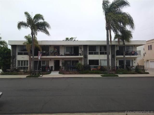 1910 Roosevelt Ave #5, San Diego, CA 92109 (#200037695) :: Hart Coastal Group