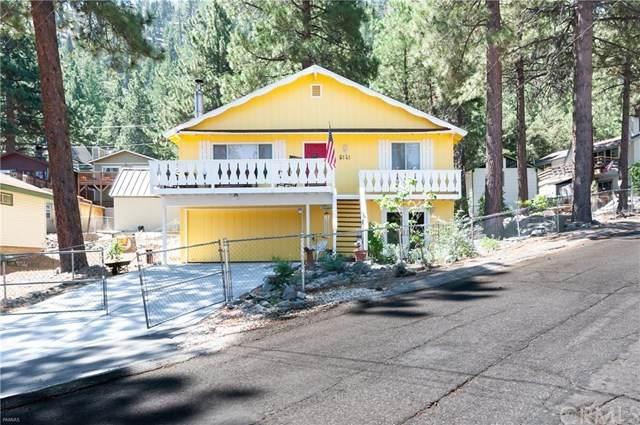 5141 E Canyon Drive, Wrightwood, CA 92397 (#CV20158940) :: Compass