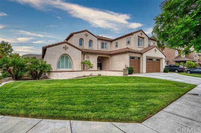 14903 Franklin Lane, Eastvale, CA 92880 (#IG20158413) :: Compass