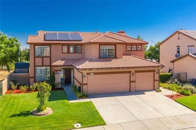 3937 Cocina Lane, Palmdale, CA 93551 (#SR20158756) :: Z Team OC Real Estate