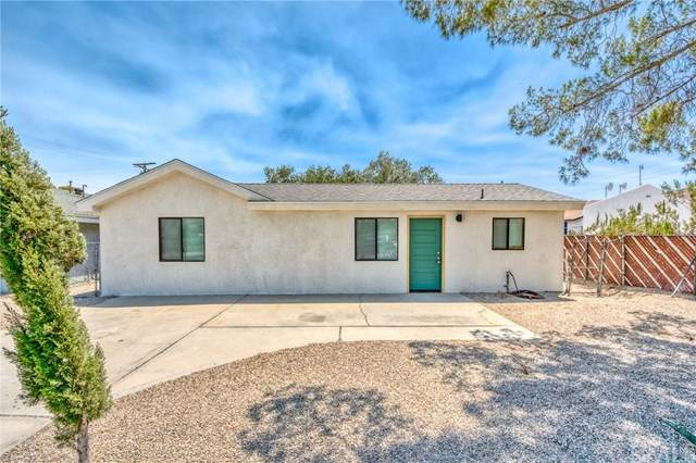 6429 Center Street, Joshua Tree, CA 92252 (#JT20159111) :: The Costantino Group | Cal American Homes and Realty
