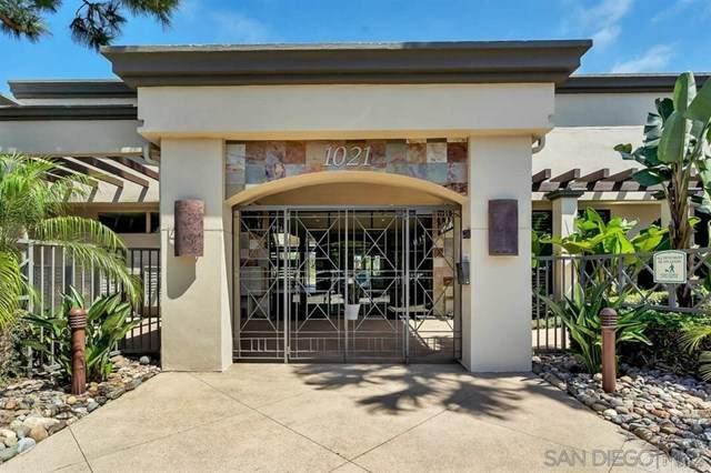 1021 Scott St #209, San Diego, CA 92106 (#200037774) :: RE/MAX Masters