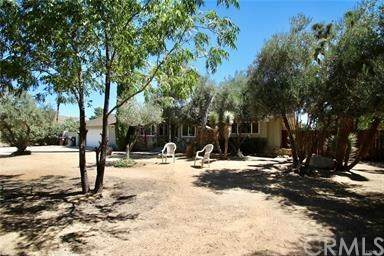 7515 Deer Trail, Yucca Valley, CA 92284 (#JT20159206) :: The Costantino Group | Cal American Homes and Realty