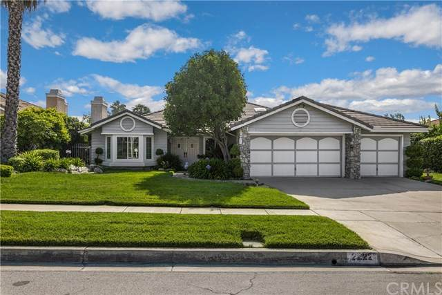2222 Danube Way, Upland, CA 91784 (#CV20159187) :: Sperry Residential Group
