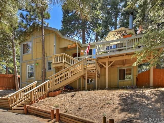 31414 Ocean View Drive, Running Springs, CA 92382 (#EV20159300) :: Crudo & Associates