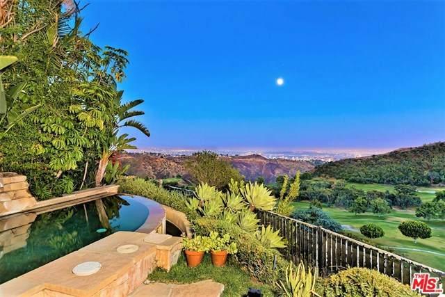 2077 Highland Vista Lane, Los Angeles (City), CA 90049 (#20615126) :: Doherty Real Estate Group