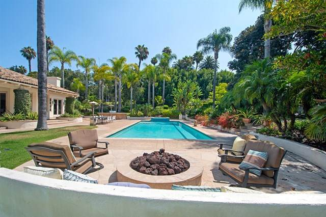 6955 Rancho La Cima Drive, Rancho Santa Fe, CA 92067 (#200037824) :: The Houston Team | Compass