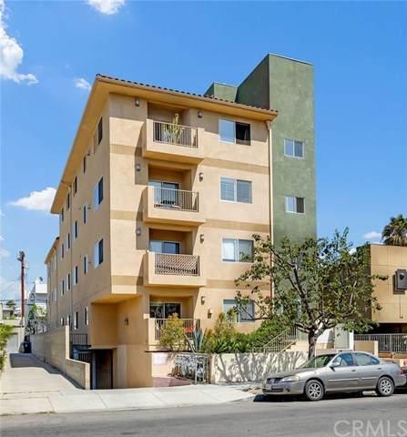 936 N Hudson Avenue #202, Los Angeles (City), CA 90038 (#CV20159290) :: Compass