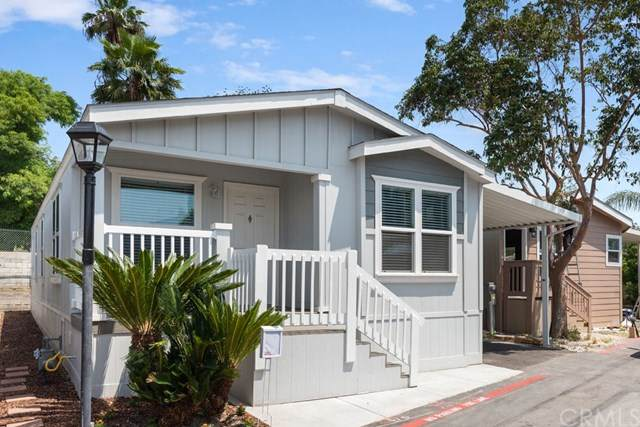 1512 E 5th #53, Ontario, CA 91764 (#PW20159414) :: Realty ONE Group Empire