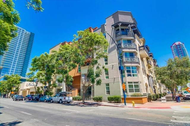 525 11th Ave #1207, San Diego, CA 92101 (#200037837) :: Sperry Residential Group