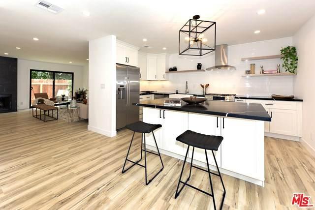 4339 N Radford Avenue #4, Studio City, CA 91604 (#20610602) :: Compass