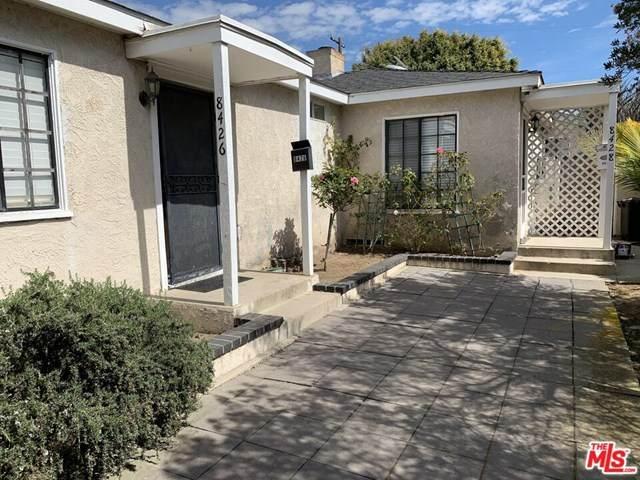 8426 Wiley Post Avenue, Los Angeles (City), CA 90045 (#20612866) :: RE/MAX Masters