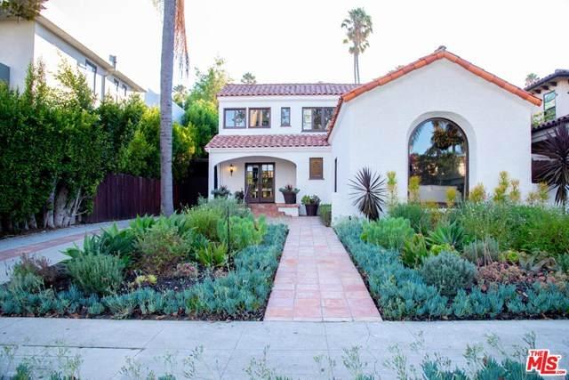 317 S Oakhurst Drive, Beverly Hills, CA 90212 (#20615222) :: Powerhouse Real Estate